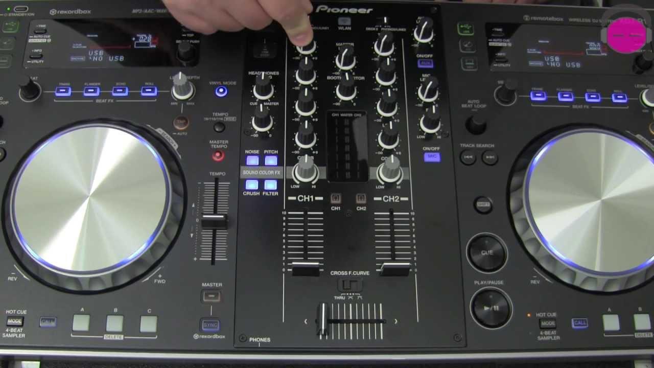 DRIVER FOR PIONEER XDJ-R1 DJ SYSTEM