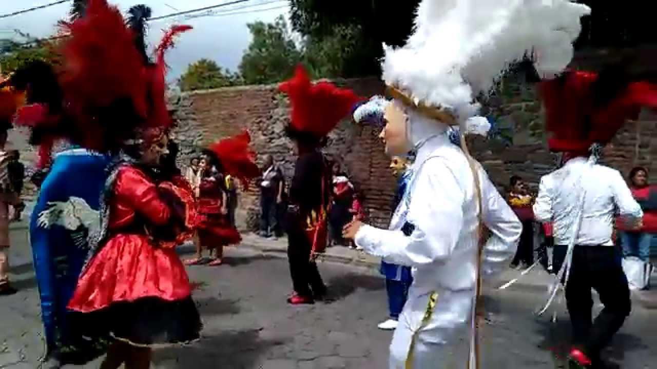 Carnaval 2015 Experiencia y Juventud Martes - YouTube
