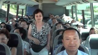 Las Vegas 2010 - Kể chuyện vui trên chuyến du ngoạn Hoover Dam