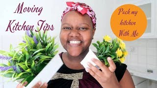 Moving Kitchen Tips| Pack My Kitchen With Me | Sheenas Kitchen
