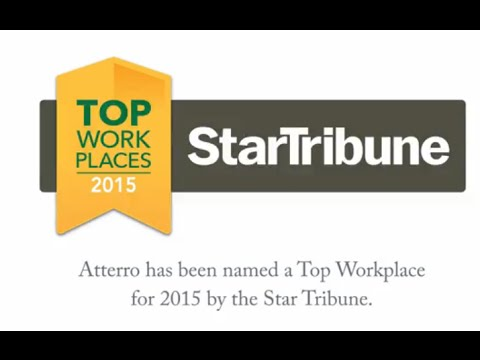 Atterro 2015 Star Tribune Top Workplace