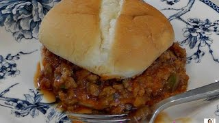 Amy's Sloppy Joes