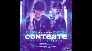 Conteste   - El Sica Ft Nicky Jam Original Reggaetton 2014