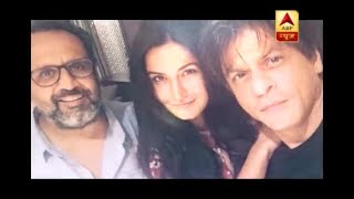 Katrina Kaif reveals about her next film with Shahrukh Khan via picture