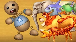 All Animals WEAPONS  | Kick The Buddy
