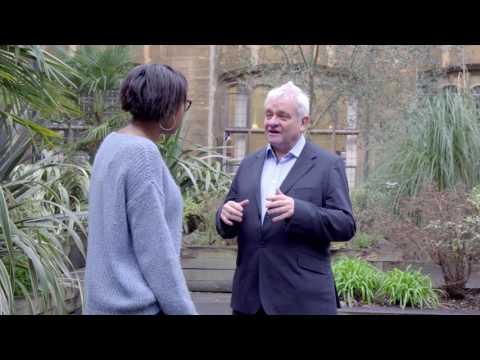 Sir Paul Nurse, Chancellor of the University of Bristol