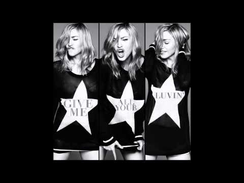 Madonna - Give Me All Your Luvin' [Feat. Nicki Minaj & M.I.A] (Sultan + Ned Shepard Remix)