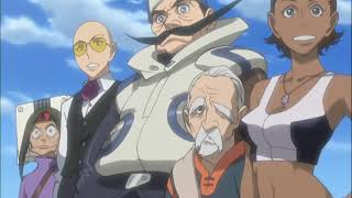 Eureka Seven Opening 2 HD High definition