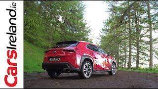 Lexus UX250h Review | CarsIreland.ie