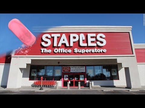 Staples Closing 70 Stores