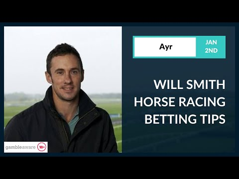 Will Smith Betting Tips - Ayr 2.40 - Saturday 2nd January
