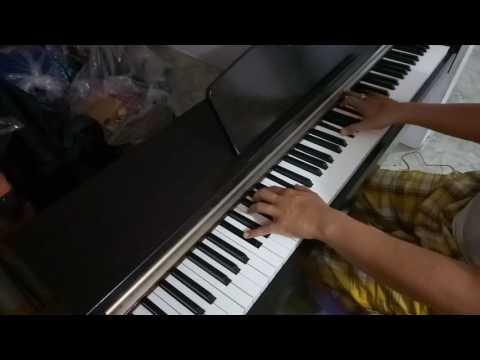 Mujizat Dalam Bersyukur - NDC faith cover piano