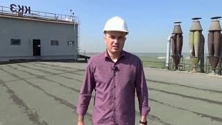 Альпина Сибирь: Ремонт межпанельных швов на производственном корпусе АО Кудряшовкое.