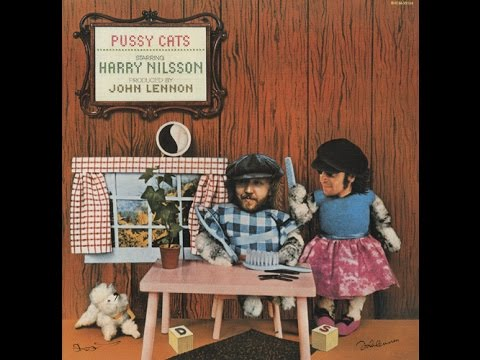 Harry Nilsson - Pussy Cats 1974 (Japanese issue/Full Album)