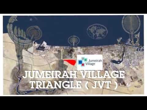 Jumeirah Village Triangle  (JVT) self-sustained master community