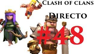 coc - clash of clans - #48 - farmeando