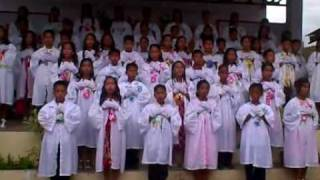 """I Can"" Graduation Song Batch 2009 - Mancup Elementary School, Calasiao, Pangasinan"