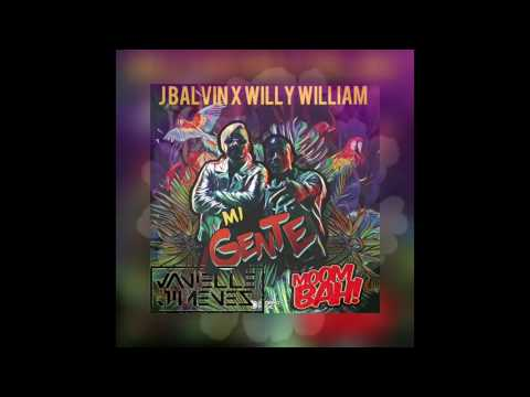 J. Balvin ft Willy William - Mi Gente (Vanielle Jimenez Moombahton Remix)