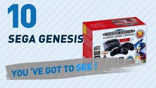 Top 10 Sega Genesis Collection // Retro Gaming 2017