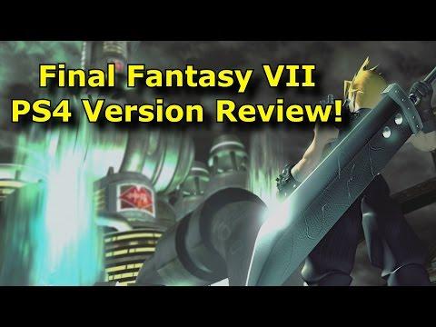 Final Fantasy VII Review! (PS4 Version)