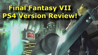 Final Fantasy VII Review! (PS4 Version)
