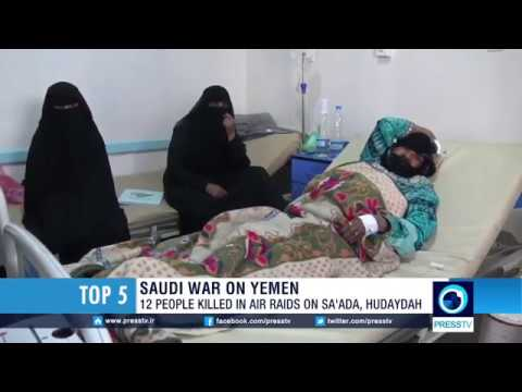 12 Yemenis Killed In Saudi Air Raids On Sa'ada, Hudaydah