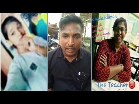 Justice For Vasanthapiriya - Malaysian Tamilar Kural