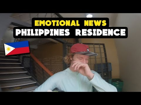 I'M GETTING PERMANENT PHILIPPINES RESIDENCE VISA !?