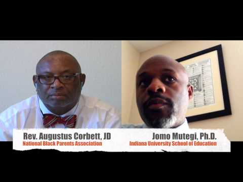 A Conversation About Education and Black Children With Professor Jomo Mutegi, Ph.D.