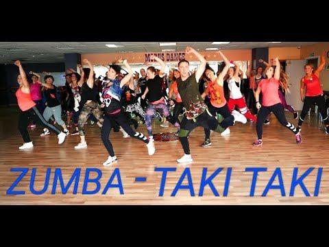 Zumba - DJ Snake Selena Gomez Ozuna & Cardi B - Taki Taki