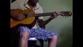 Kalpana lowa mal wane By guitar-Kushan Higgoda
