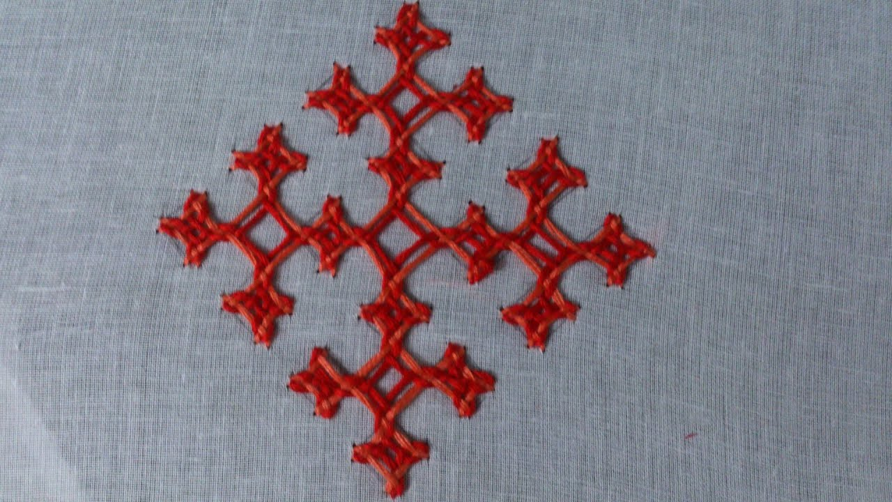 Hand Embroidery Designs Hand Embroidery Stitches Tutorial Kutch