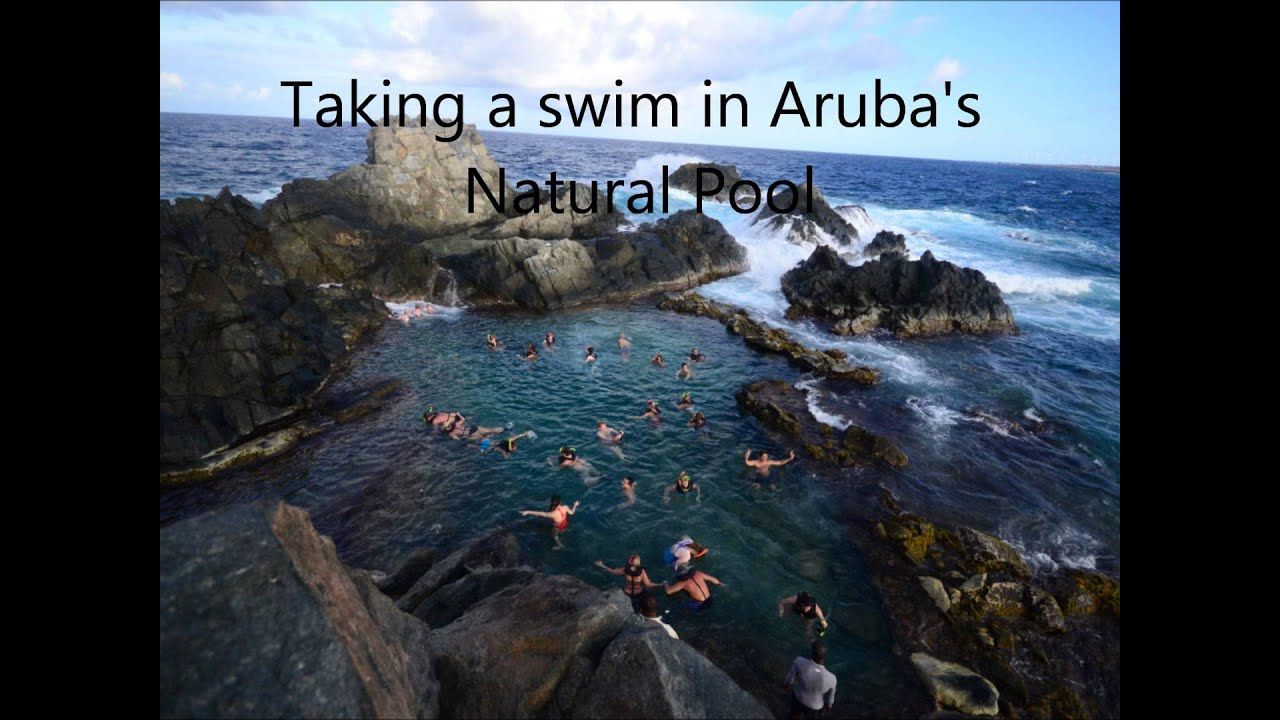 Best Way To Get To Natural Pool Aruba