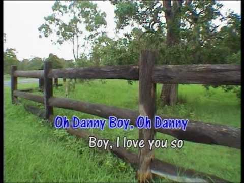 Danny Boy - The Seekers Karaoke