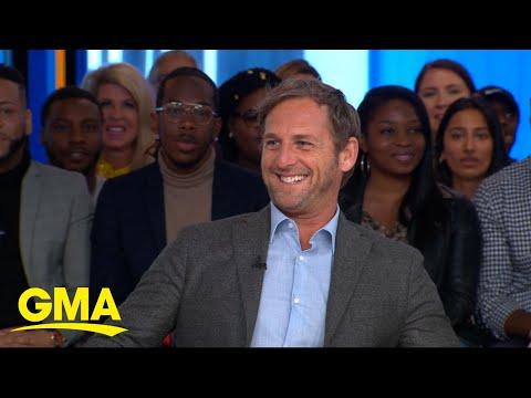 Josh Lucas on a dream 'Sweet Home Alabama' sequel l GMA