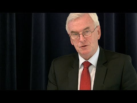 PEF Panellist2 Rt Hon John McDonnell MP
