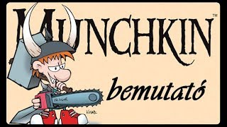 Munchkin - társasjáték bemutató