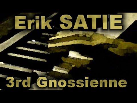 Erik SATIE: Gnossienne No 3
