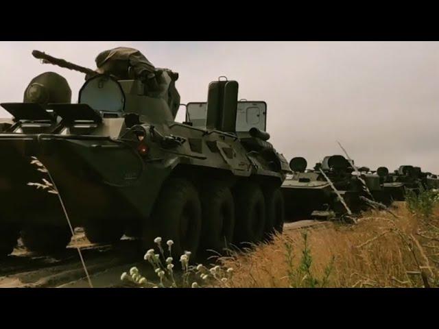В российских войсках проходит внезапная проверка боеготовности