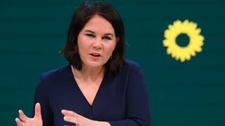 """Grünen-Kanzlerkandidatin Baerbock: """"Wir können Veränderung"""