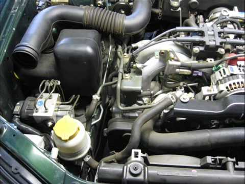 hqdefault subaru 2 5l spark plug replacement youtube  at readyjetset.co