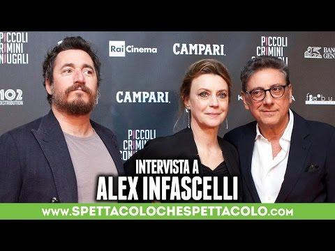 PICCOLI CRIMINI CONIUGALI   Alex Infascelli intervistato
