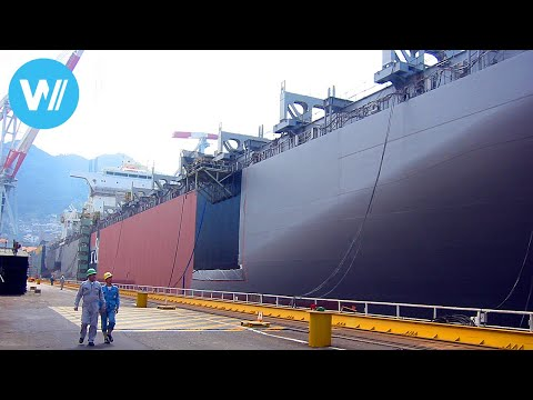 Giants of the Sea - Containerships for more than 8.000 containers (Documentary, 2003)