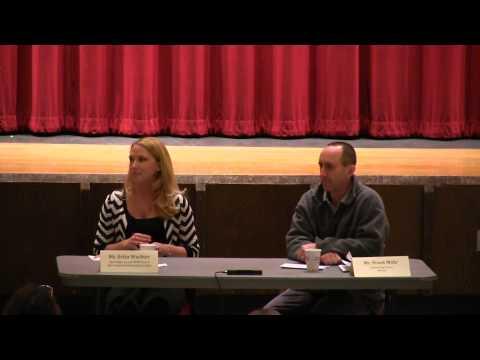 Sheehan Career Panel - Fitness Careers
