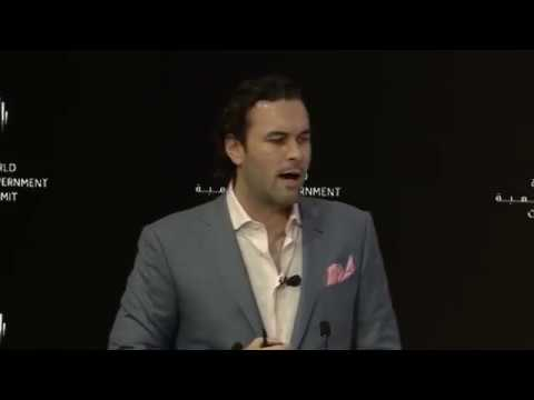 Good Food For Good Health - Adam Melonas - World Government Summit 2018/Full Session