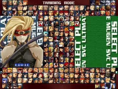 TÉLÉCHARGER SNK VS CAPCOM ULTIMATE MUGEN 2007 PC