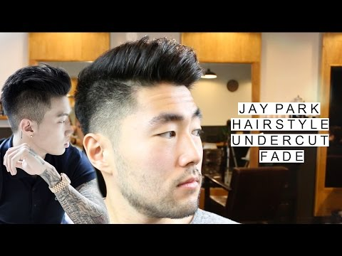Jay Park Inspired Undercut /w Fade | Asian Men's Hairstyles 2016 | Summer Hair