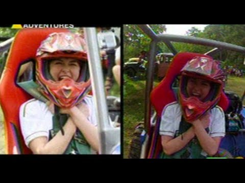 Off-roading adventure sa Davao