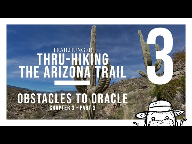 Arizona Trail 2020: Chapter 3 - Obstacles to Oracle - Part 3