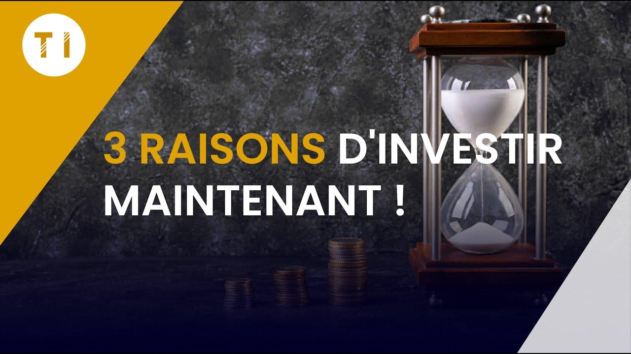 Les 3 raisons d'investir dans les crypto monnaies